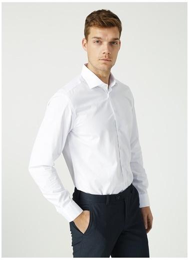 Kip Gömlek Beyaz